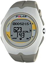 Polar F6 Heart Rate Monitor Watch (Sand Pearl)