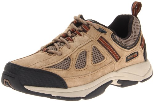Rockport Men's Rock Cove Fashion Sneaker-Taupe Suede-10 M