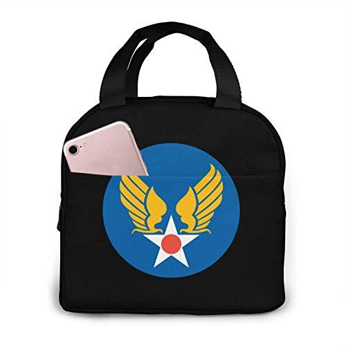 huatongxin USAF Hap Arnold Symbo Unisex Isolierte Lunch-Tasche Einkaufstasche...