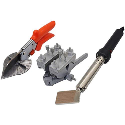 Isunking PU Rundriemenschweißgerät Antriebsriemenverbinder Polyurethan Riemen Hotmelt Maschinensatz (PU Rundbandschweißgerät)