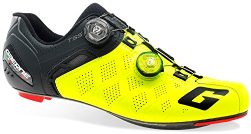 Zapatillas Gaerne Carbon G.Stilo Color Amarillo/Negro (T-44)