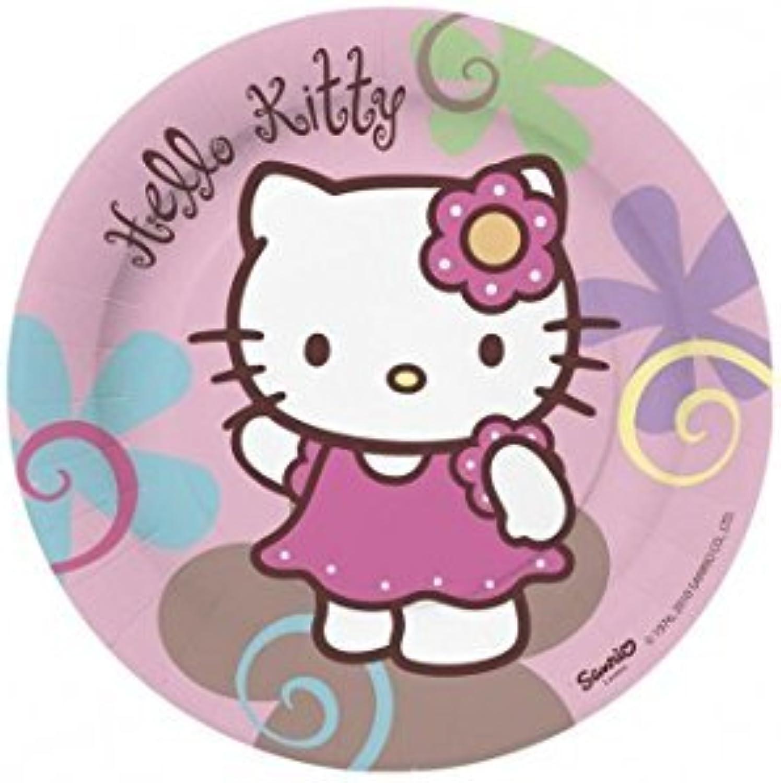 Hello Kitty Bamboo dessert plates by S & B