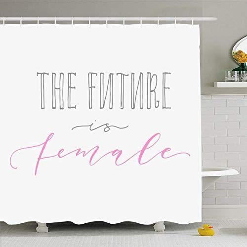 cortinas ducha feministas