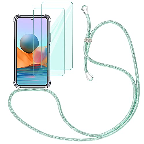 Yohii Funda con Cuerda para Xiaomi Redmi Note 10 Pro/Note 10 Pro...