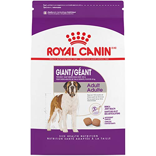 Royal Canin Giant Breed Adult Dry Dog Food, 35 lb. bag