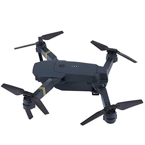 Gatuxe Drone, fácil de Montar en el Barril Quadcopter RC Drone La Jaula elástica es Fuerte y Grande para fotógrafos para cámaras al Aire Libre(200W)