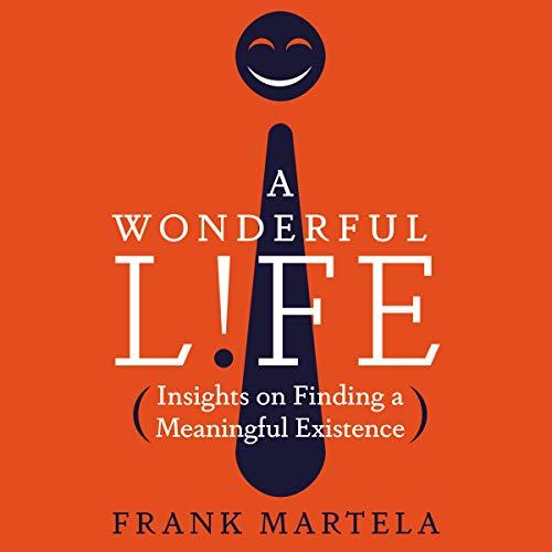 A Wonderful Life audiobook cover art