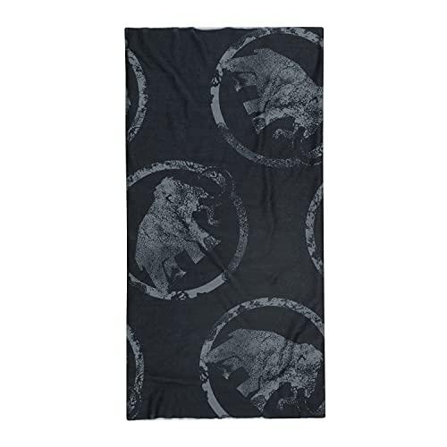 Mammut Neck Gaiter Halstuch, Schwarz (black-phantom), Einheitsgröße