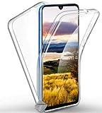 COPHONE® Coque 360 Compatible Xiaomi Mi 9 Se 100% Transparente 360 Protection intégrale Avant...
