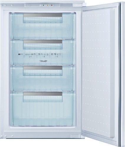 Bosch GID18A20 Serie 4 Einbau-Gefrierschrank / A+ / 97 L / Weiß / Super-Gefrieren / Extra leise