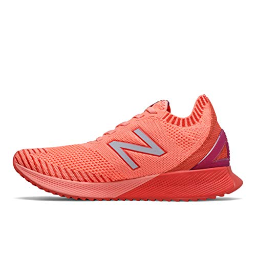 New Balance Echo V1 FuelCell, Zapatillas Deportivas. para Mujer, Rojo Coral, 36 EU