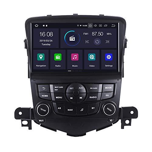 RoverOne Android Système pour Chevrolet Cruze Lacetti 2008-2011 Autoradio Lecteur avec Autoradio Stéréo Navigation GPS Bluetooth Miroir Lien Système Multimédia