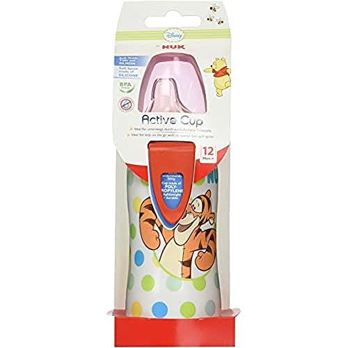 Nuk 10255081 Disney Winnie The Pooh Active Cup con Beccuccio