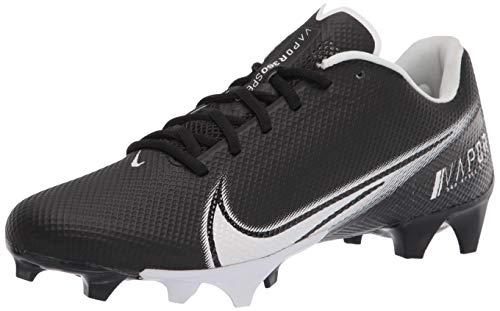 Nike Vapor Edge Speed 360 Mens Football Cleat Cd0082-001 Size 8 Black/White