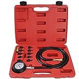 CCLIFE medidor de presión de aceite dispositivo de prueba conjunto 0-10bar
