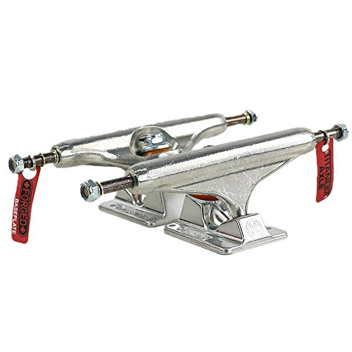 Independent Forged Titainium Pro Skateboard Trucks Stage 11 Silver 149mm Sold As A Pair by Independent