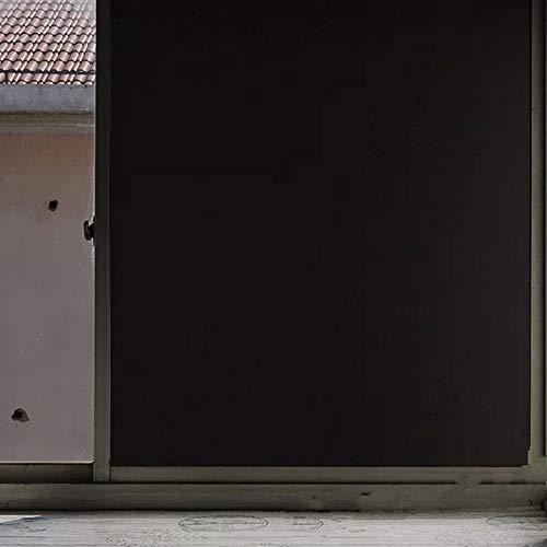 N / A Matte Schattierungsfolie Folie Anti-UV-Schattierung Privatsphäre elektrostatischer Aufkleber Glasaufkleber Selbstklebende Tagesschlafhaus Glas dekorative Folie A2960x200cm