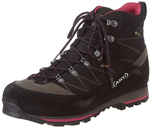 Aku Trekker Lite III GTX Womens Walking Boots 4.5 D(M) US Black Magenta