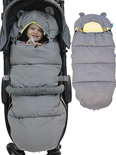 Stroller Trotter Luxury Stroller footmuff Inner Velvet Layer for Comfort Stroller Sleeping Bag product image