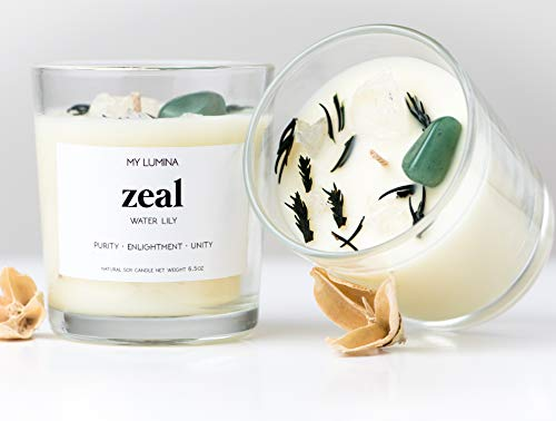 My Lumina Zeal Road Opener Candle