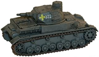 Axis and Allies Miniatures: PzKpfw IV Ausf. A # 38 - Early War 1939-1941