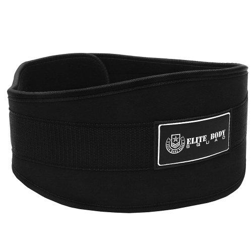 Elite Body Squad Weight Lifting Belt Pro Quality Neoprene Back Support Belt...