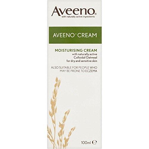 Aveeno Moisturising Cream (100ml) - Pack of 6 by Aveeno