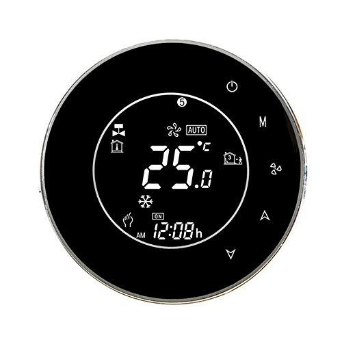 LYDUL Intelligente touch-wifi thermostaat draadloze temperatuurregelaar voor boiler/vloerverwarming elektrisch water/gas Works hoofdpagina van Google