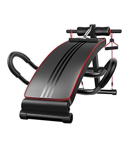 Grupo K-2 Wonduu Banco De Abdominales Multifunción Banco Fitness Ajustable
