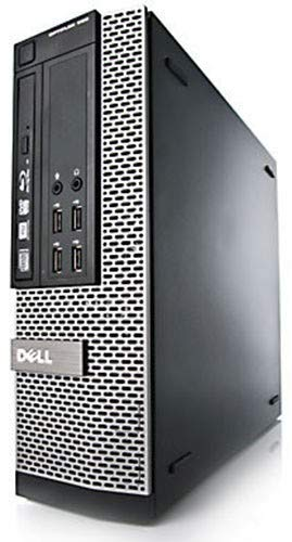 Dell OptiPlex 790 i3 2120 4GB 320GB HDD WiFi Enabled Windows 10 Professional PC SFF Computer with Keyboard and Mouse (Renewed)