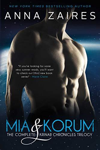 Mia & Korum: The Complete Krinar Chronicles Trilogy (English Edition)