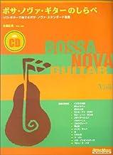 ボサノヴァギターのしらべ CD付