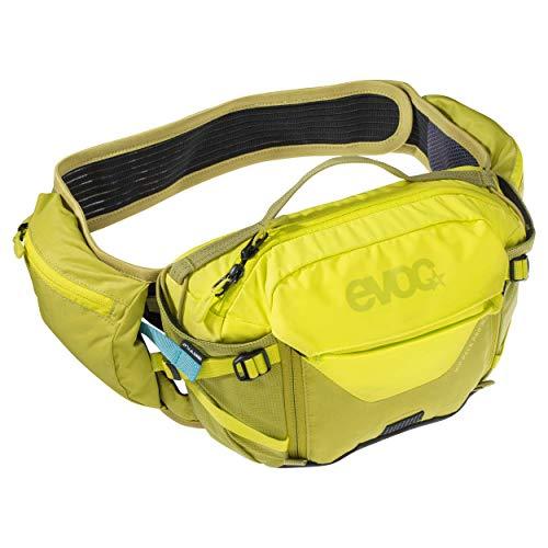evoc Unisex Hip Pack Pro 3l H fttasche, Schwefel Gelb Moos Grün,Einheitsgröße EU