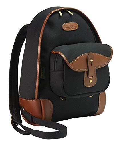 Billingham Rucksack 35 - Mochila, Color Negro y Tostado
