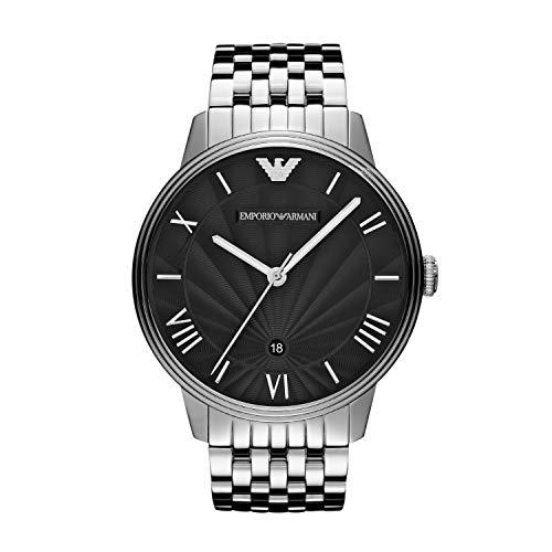 emporio armani classic watch - 3