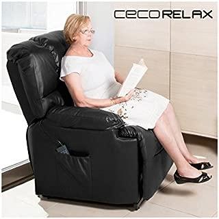 Poltrona Relax Alzapersona con Massaggio 6014 1000033456