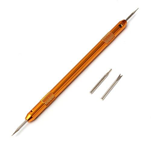 144Pcs er Pins Link Remover Spring Bar Watch Repair Tool Kit