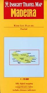 Madeira Insight Travel Map
