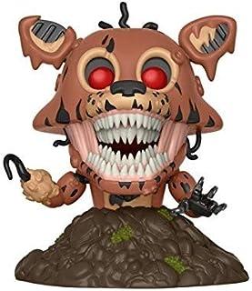 Funko POP! Books: Five Nights at Freddy's-Twisted Foxy Collectible Figure, Multicolor