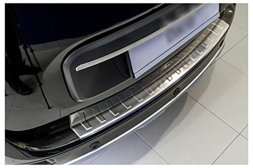 tuning-art 804 Edelstahl Ladekantenschutz für Dacia Lodgy 2012-5 Jahre Garantie