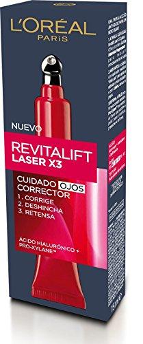 L'Oreal Paris Dermo Expertise Revitalift Laser X3 Cuidado Ojos - 15 ml