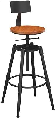 Sgabello da bar Sgabello da bar minimalista Rotondo