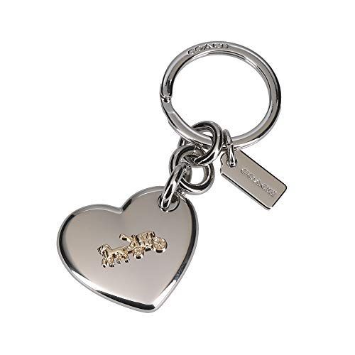 [コーチ] キーホルダー バッグ チャーム キー フォブ COACH Gold Bag Charm Keychain key fob F35133 SV/SV [並行輸入品]