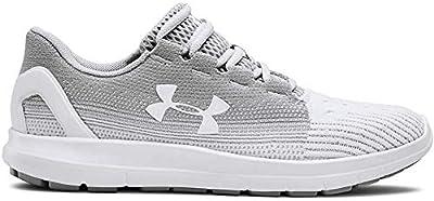 Under Armour Women's Remix 2.0 Sneaker, Halo Gray (101)/White, 8.5