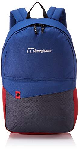 Berghaus Unisex-Adult Brand bag Rucksack Deep Water/Red Dahlia