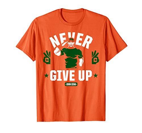 WWE John Cena Never Give Up Salute