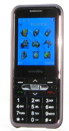 Simvalley Dual-SIM Multimedia-Handy SX-330