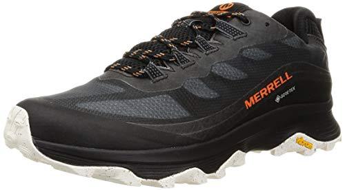 [メレル] ハイキングシューズ Moab Speed Gore-Tex メンズ Black 28.0 cm