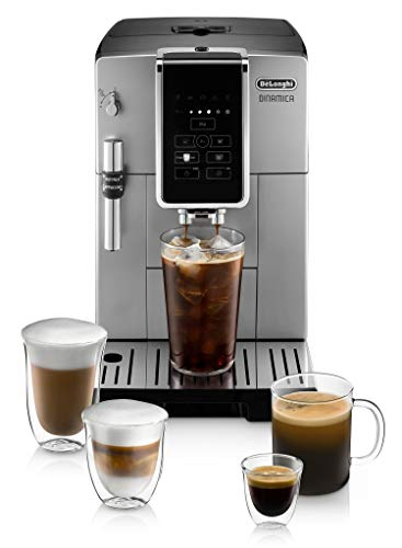 Compare DeLonghi ECAM35025SB and Philips 3200 Espresso Machine