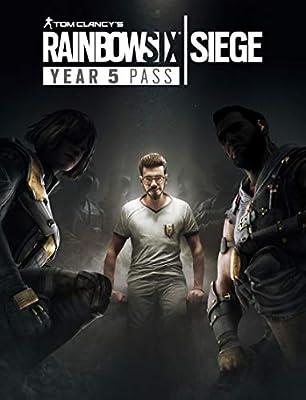 Tom Clancy's Rainbow Six Siege Year 5 Pass | PC Code - Uplay
